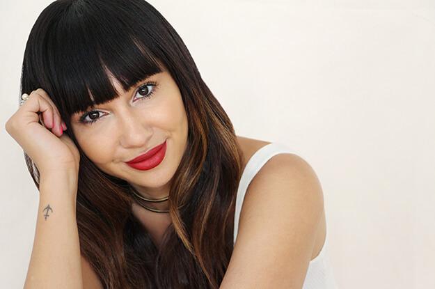 Portrait image of Jackie Cruz