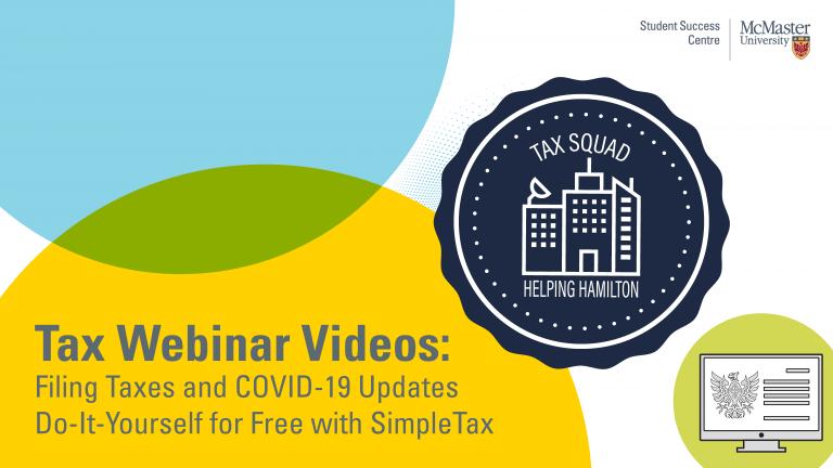 Tax Webinar Videos